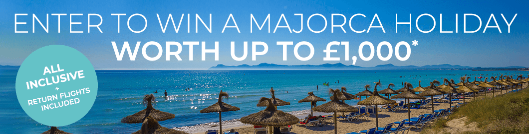 Win a holiday to Majorca by Icelolly