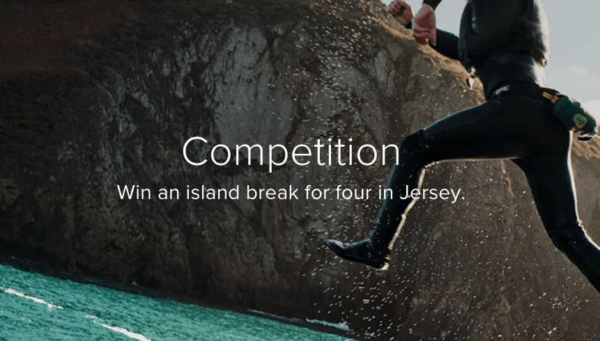 Win an island holiday to Jersey from Visit Jersey