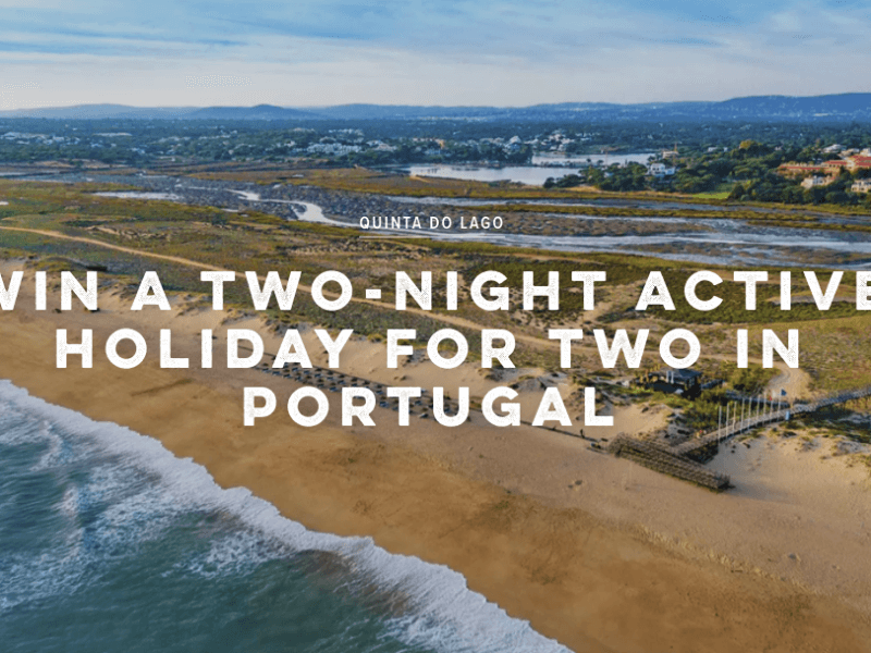 Win a holiday for two in Portugal from Condé Nast