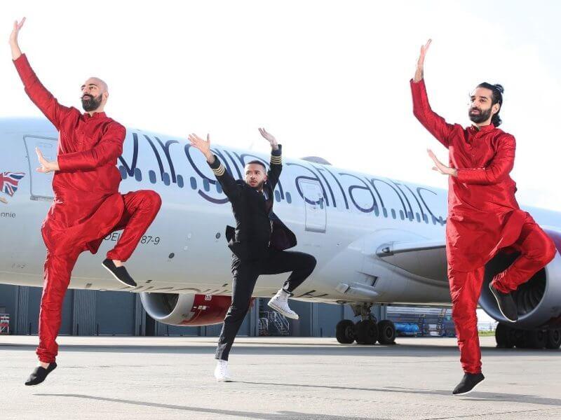 Win free flights from Virgin Atlantic